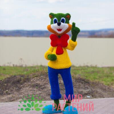 Топиарная фигура Кот сказочный